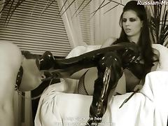 Russian-Mistress Video: Amy
