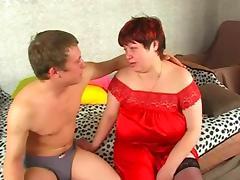 Granny BBW, BBW, Big Tits, Chubby, Chunky, Fat