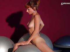 Ala Starovata - Gymnastic Video part 2 tube porn video