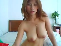 Thai, Adorable, Amateur, Asian, Big Tits, Bitch