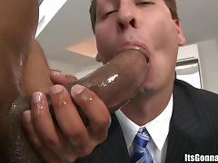 Naughty Castro Supreme Goes Hardcore With An Business Man