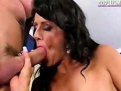 Babe, Amateur, Babe, Big Cock, Blowjob, Brunette