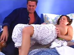 Ashley Gets Her Pussy Licked By Chuck Martino Before Going Hardcore