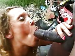 Black, Big Tits, Black, Blowjob, Boobs, Couple