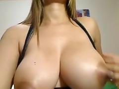 Very lengthy lactating nipps on hot Latin Chick tube porn video
