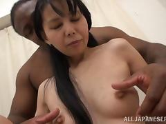 Cougar, Asian, Cougar, Couple, Hardcore, Interracial