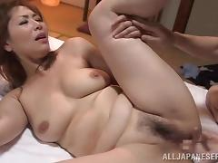 Scrumptious Chisato Shohda Goes Really Hardcore With A Horny Man