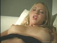 Spectacular Krystal Knight Touches Herself With A Vibrator