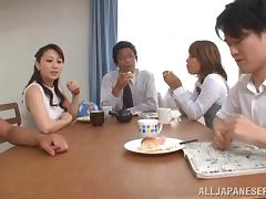 Scrumptious Yuu Kawakami Gets Her Pussy Licked At The Office porn tube video