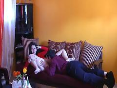 israeli couple having sex in the living room 2 tube porn video