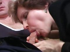 Married lady can't live without to play with 2 penis