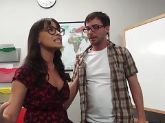 Hot for Teacher, Scene 1 tube porn video
