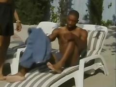 Blowjob, Blowjob, Gay, Pool, Sucking