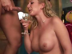 Big Tits, Big Tits, Blonde, Blowjob, Boobs, Mature