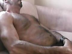 Daddy, Cum, Cumshot, Hairy, Masturbation, Muscle