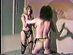 Excellent Catfight tube porn video