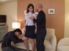 Beauty, Asian, Babe, Beauty, Blowjob, Cumshot