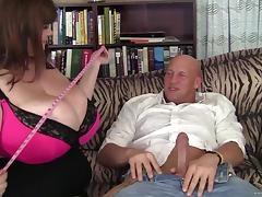Huge Titted BBW Gets Tit Fucked and Drilled