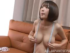 Glorious Minami Hirahar Acts Naughty In A Porn Casting