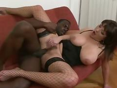Hairy Milf Fucked by BBC