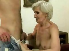 Boy fucking hot granny real hard