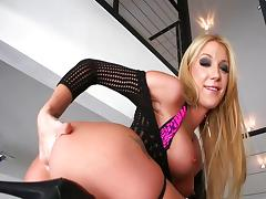 Amy Brooke - Double Anal tube porn video
