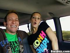 Steven Ponce fucks another dude in a bait bus video tube porn video