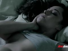 Gun, Couple, Glamour, Lick, Pussy, Muff Diving