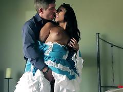 Giselle Mari And Mick Blue Go Really Hardcore Fulfilling A Fantasy