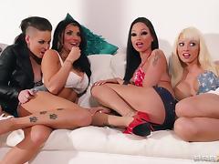 Bikini, Bikini, Bitch, Cowgirl, Cum in Mouth, Cumshot