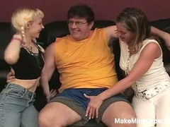 Two Hot Amateur Babe Get Fucked