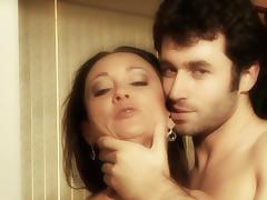 Michelle Lay sucks dick of James Deen tube porn video