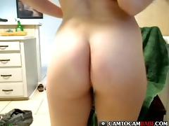 Hot girl squirting on webcams