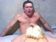 Blonde Girl having sex inside jail tube porn video