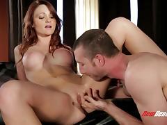 Kenzie Vaughn Gets Her Pussy Fingered By Jordan Ash