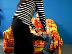 Favorite pantyhose cruelly torn porn tube video
