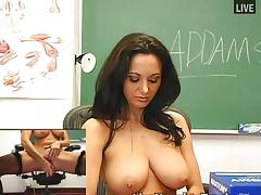 LiveNaughtyTeacher - Ava Addams №1 tube porn video