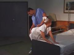 Nurse, Nurse, Penis, French Mature