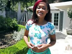 ATKGirlfriends video: A Day in the Life of: Skin Diamond
