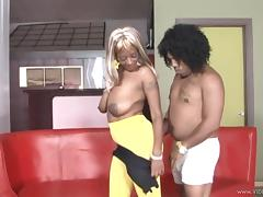 Adorable Betty Boo Rides Like A Wild Cowgirl On Top Of A Crazy Guy