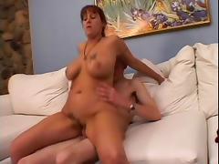 Big tits and tattoos