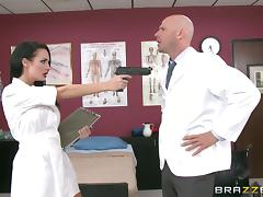 Yummy Alektra Blue And Johnny Sins Go Hardcore In The Hospital tube porn video