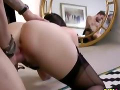 Mom and Boy, Anal, Ass, Assfucking, Babe, Big Cock