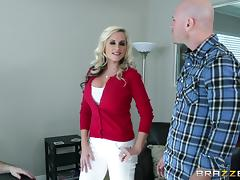 Wonderful Alena Croft Gets Fucked Hard By Johnny Sins