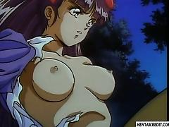 Caught hentai girl gets fucked by monsters nasty tentacles porn tube video