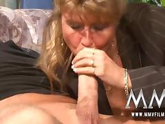 MMVFilms Mature teacher having fun with coupl tube porn video