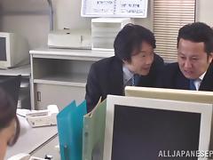 Kana Narumiya is a nasty sexy Asian teacher tube porn video