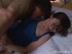 Asian Whore Enjoys Sucking Dick And Getting Drilled Hard