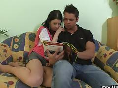 Inna enjoys MMF threesome banging with Mark and Patrik porn tube video