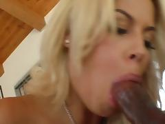 Bridgette B with huge juggs got screwed by bbc porn tube video